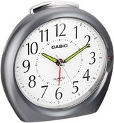 Casio Analog Alarm Clock TQ-378-8JF (japan import)