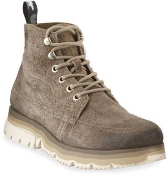 Sorel Men's Atlis Waterproof Suede Ankle Boots