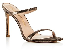 Stuart Weitzman Women's Aleena High-Heel Strappy Sandals