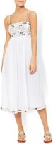 Monsoon Mira Mirror Midi Dress