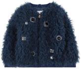 Little Marc Jacobs False sheepskin jacket