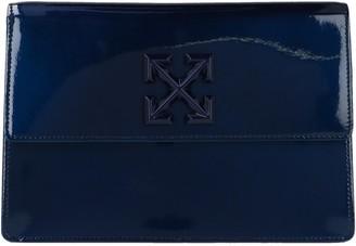 Off-White Arrows Logo Clutch Bag