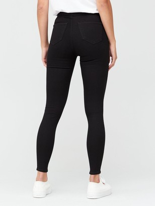 """Very 34""""Premium Super High Waist Jeggings with Power Hold"""