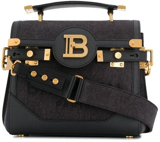 Balmain B-Buzz 23 tote bag