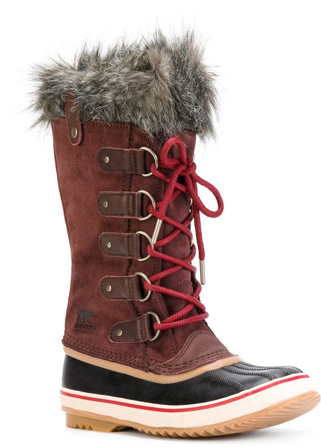 Sorel ankle length boots
