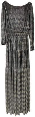 BA&SH Bash Silver Polyester Dresses