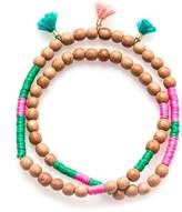 Electric Picks Colorblind Wrap Bracelet