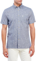 Ben Sherman Chambray Short Sleeve Shirt