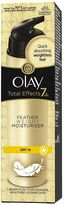 Olay Total Effects Featherweight 7in1 Anti-Ageing Moisturiser SPF15 50ml