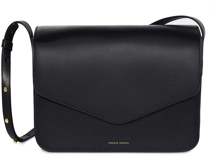 Mansur Gavriel Vegetable Tanned Envelope Crossbody