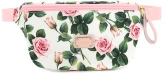 Dolce & Gabbana Floral belt bag