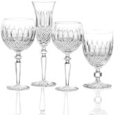 """Waterford Colleen"""" White Wine Glass"""