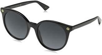 Gucci Women's GG0091S 001 Sunglasses