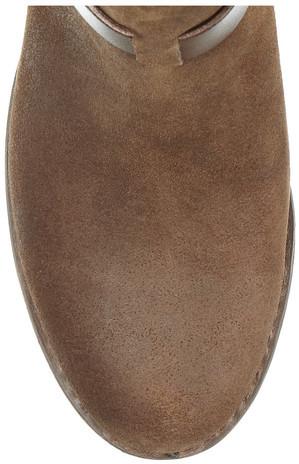 Rag and Bone Rag & bone Durham brushed-leather ankle boots