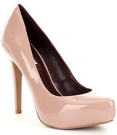 BCBGeneration Parade Almond-Toe Platform Pumps