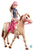 Barbie Saddle 'N Ride Doll & Horse