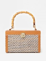 J.Mclaughlin Caitlyn Box Bag in Chevron