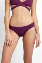 Becca Raisin Tab Hipster Bikini Bottom