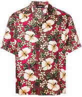 DSQUARED2 Hawaiian floral print shirt