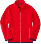 Ralph Lauren Little Boys' Full-Zip Fleece Jacket