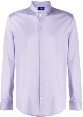Barba Plain Classic Shirt