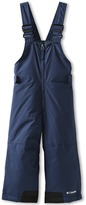 Columbia Kids - Snow Slope Bib (Toddler) (Collegiate Navy) - Apparel