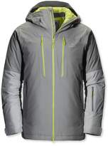 L.L. Bean L.L.Bean Waterproof Down Ski Jacket, Colorblock