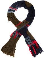 Christopher Raeburn 'X The Woolmark Company Hand Knit' scarf - women - Merino - One Size