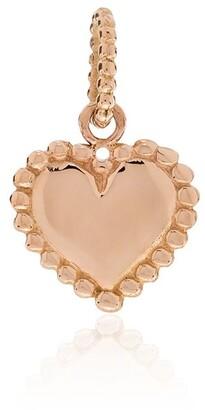 Gigi Clozeau 18kt rose gold Lucky Heart charm