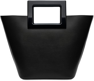 Riviera Leather Top Handle Bag