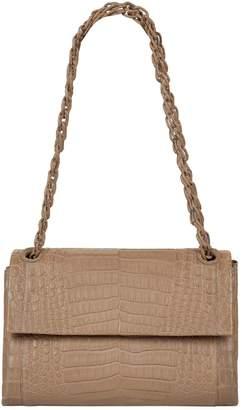 Nancy Gonzalez Crocodile Madison Shoulder Bag