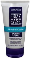 John Frieda Frizz Ease Unwind Curl Calming Creme, 5 Fluid Ounce