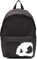 McQ monster print backpack
