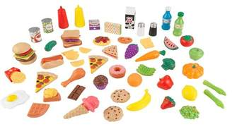 Kid Kraft Play Food 65-Piece Set