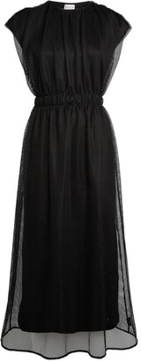 Moncler Net Overlay Dress