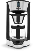 Bunn-O-Matic Phase Brew Coffee Maker with Glass Carafe