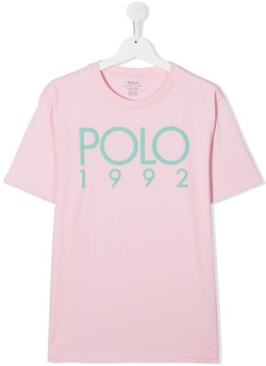 Ralph Lauren Kids TEEN Slim Polo 1992 T-shirt