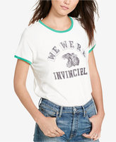 Denim & Supply Ralph Lauren Invincible Graphic T-Shirt