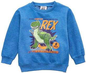 Toy Story Boys Rex Sweatshirt