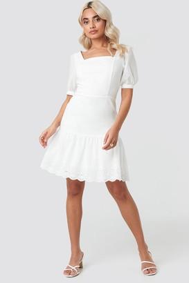 Trendyol Brode Detailed Mini Dress