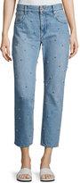 Etoile Isabel Marant Califfy Studded Denim Jeans