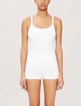 Bravado Stretch-jersey nursing camisole