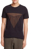 Public School Artin Triangle Maze Graphic Tee