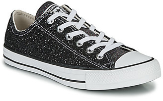 ladies glitter converse trainers