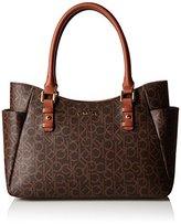 Calvin Klein Logo Shopper Bag
