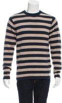 Patagonia Striped Wool Sweater
