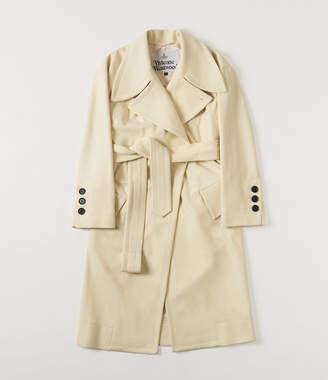 Vivienne Westwood Wilma Coat Ecru