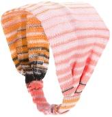 Missoni striped headband
