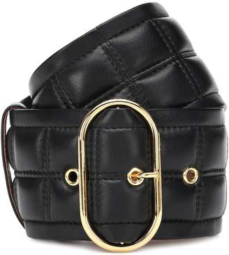 Acne Studios Quilted leather belt