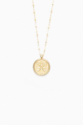 Jane Winchester Gold Forever Small Pendant